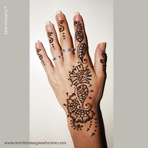 Henné Facile A Faire galerie photo | mon tatouage au henné