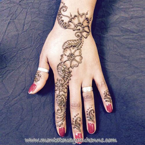 Dessin Au Henné Facile galerie photo | mon tatouage au henné
