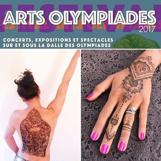 stand-tatouage-henne-arts-olympiades-paris-septembre